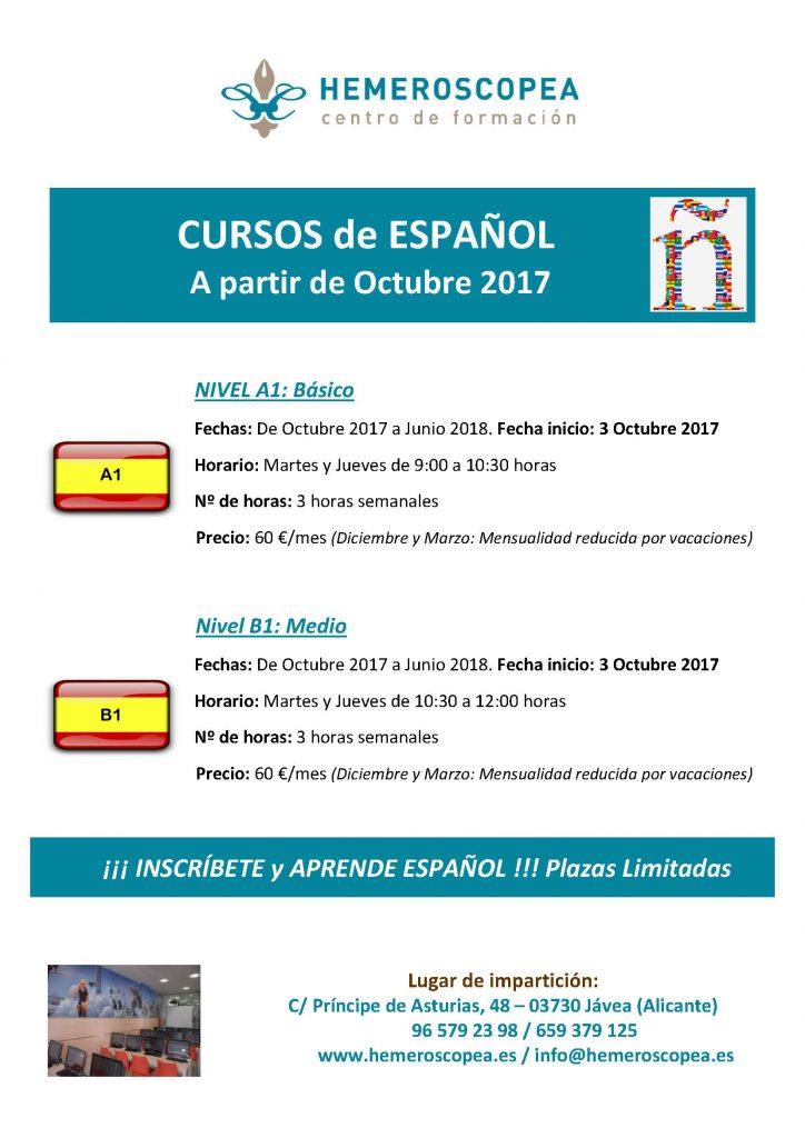 Publi. Español, Octubre 2017